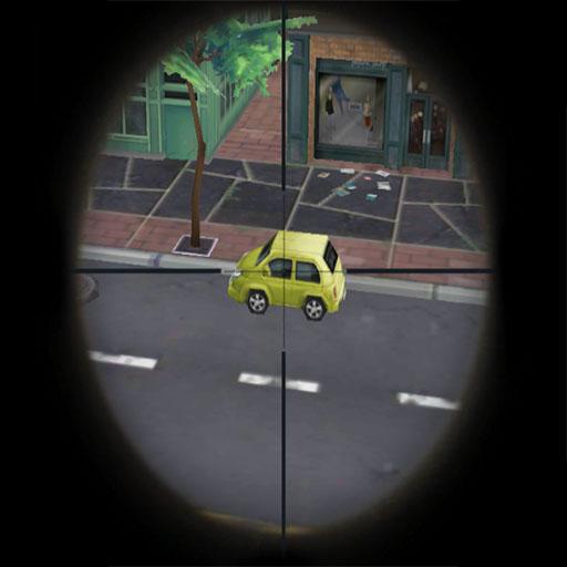 城市狙击之谜破解版